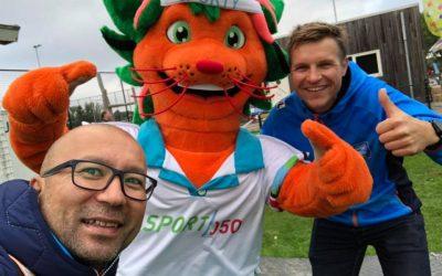 Sportieve Opening van het schooljaar 2019