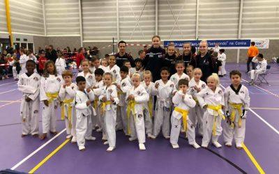 35 leerlingen van KTA nemen deel aan wedstrijd Ten Boer