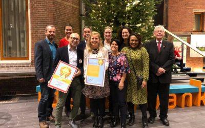 KTA ontvangt Provinciale Vrijwilligersprijs 2019