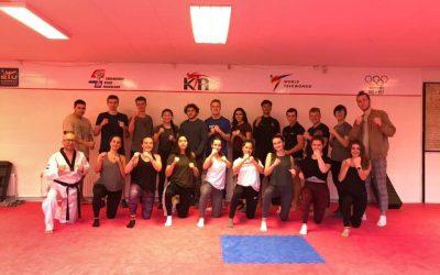 Internationale studenten op bezoek bij KTA.