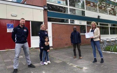KTA Noorder Run brengt ruim 1500 euro op voor Stichting Leergeld