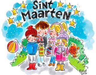Sint Maarten 11 november
